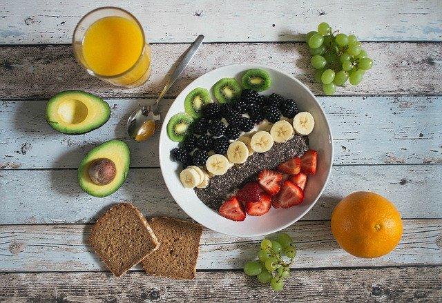 5 фруктов и овощей, которые следует есть с кожурой