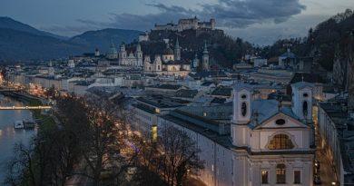 Австрия не намерена отменять ограничения до апреля