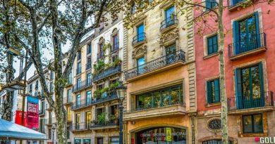 Барселона намерена навсегда запретить краткосрочную аренду квартир