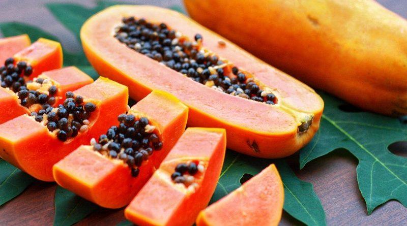 Что будет с организмом, если съедать дольку папайи