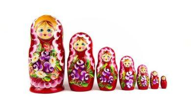 Что на самом деле символизирует русская матрёшка