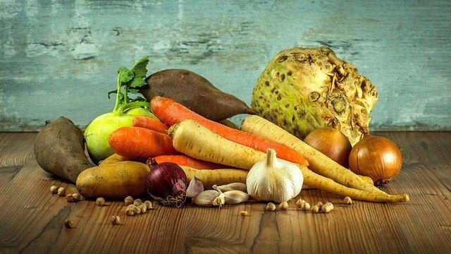 Хозяйкам на заметку: 5 овощей, которые можно хранить месяцами