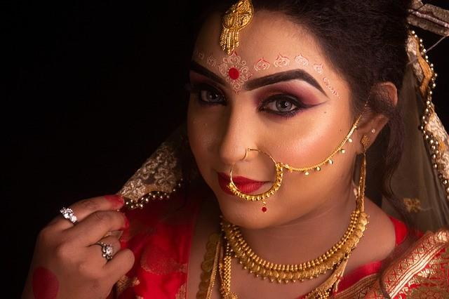 Почему индианки носят обручальные кольца на ногах