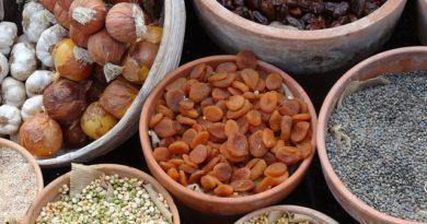 Полезные сухофрукты: секреты выбора и приготовления