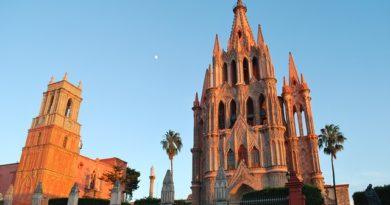 Сан-Мигель-де-Альенде (Мексика) — что посмотреть туристу
