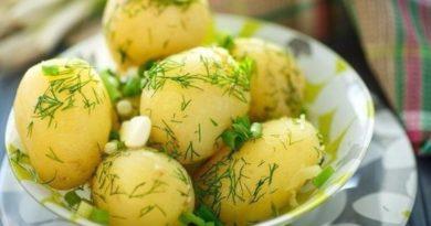 ТОП-10 простейших и вкуснейших рецептов из картофеля