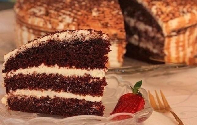 ТОП-6 рецептов шоколадных тортиков