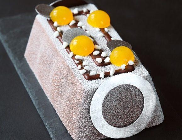 """Веганский торт """"Оранжело"""""""