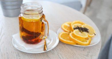 Чай с лимоном: 10 фактов, чтобы начать пить