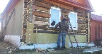 Что важно при утеплении старого дома