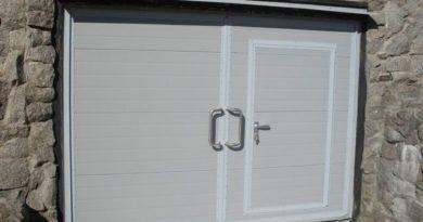 Как и чем утеплить ворота гаража изнутри