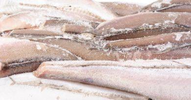 Как правильно выбирать замороженную рыбу в магазине
