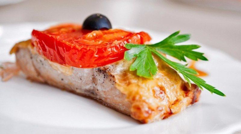 Как приготовить рыбу в духовке по-гречески
