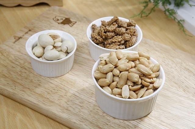 Какие орехи не вызывают аллергию