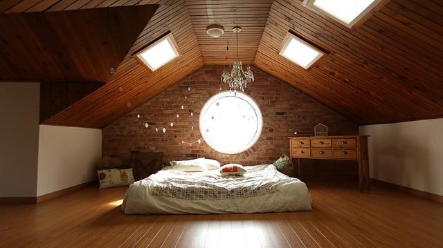 Как утеплить крышу частного дома