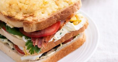 Клубный сэндвич от Натана Аутлоу