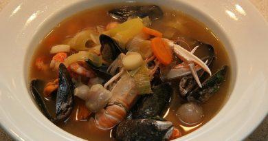 Кухни мира: 5 лучших рыбных супов