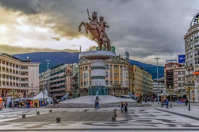 Северная Македония продлила на год безвизовый режим для граждан РФ