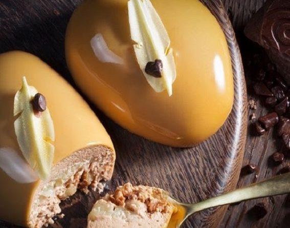 Шоколадный «Баваруа» без сахара