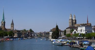 В Швейцарии начали смягчать ограничительные меры