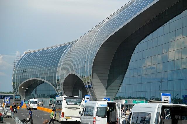 В аэропорту «Домодедово» выдают сертификаты вакцинации международного образца