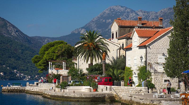 Черногория: при выезде из страны туристы смогут сделать бесплатный ПЦР-тест