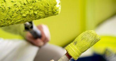 Как убрать запах краски в квартире