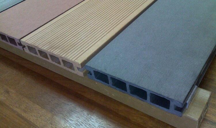 О террасной доске из древесно-полимерного композита