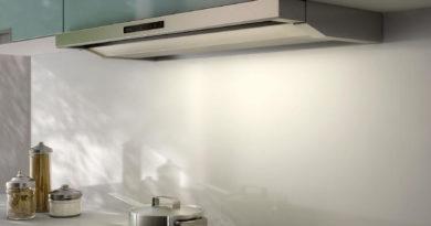 О выборе и монтаже кухонных вытяжек