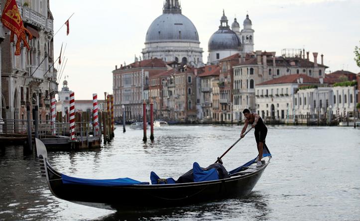 Венецию и Будапешт - в список объектов ЮНЕСКО, «находящихся под угрозой»