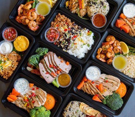Бизнес-идея: Обед в упаковке
