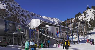 Курорт «Эльбрус»: горнолыжный сезон продолжается