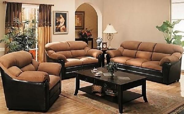 Незаменимая мебель для вашей гостиной: кресла и диваны