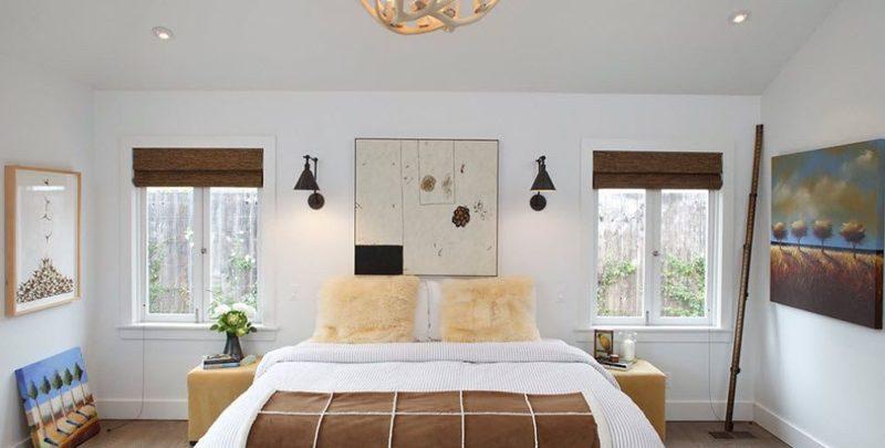 Правильное освещение спальни