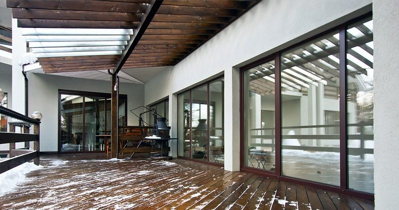 Термоплёнка на окна: особенности, правила монтажа