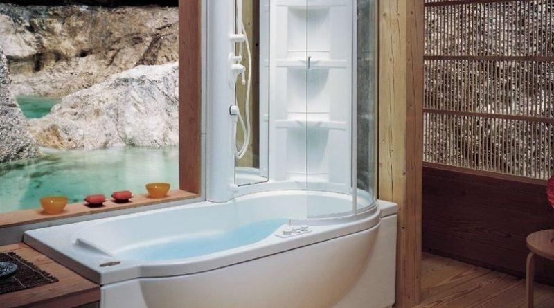 Ванна или душевая кабина?