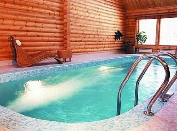Как изготовить бассейн в своем доме