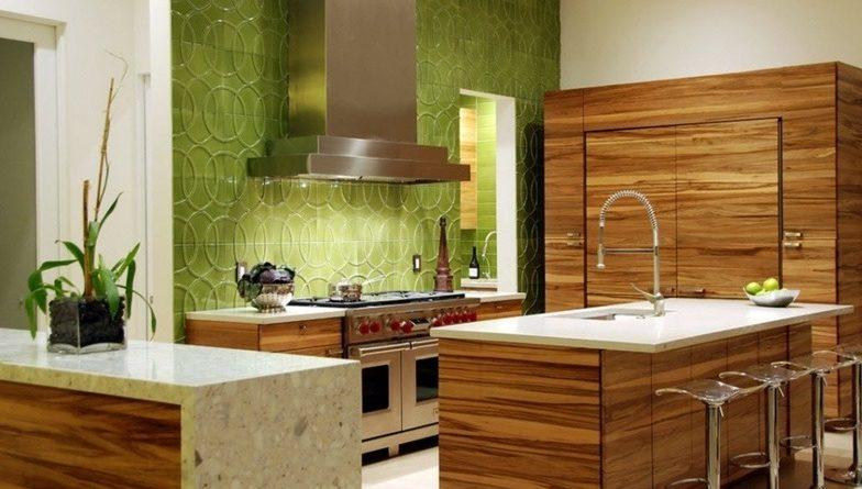 Как подобрать плитку к интерьеру кухни