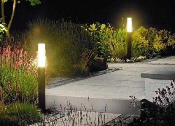 Разновидности парковых светильников