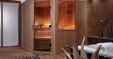 Сауна в доме – практично, комфортно и полезно для здоровья