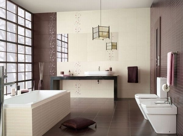 Выбор интерьера и стиля оформления для ванной комнаты