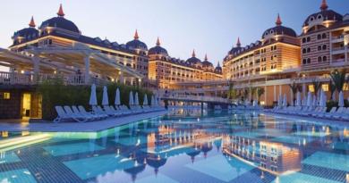 Лучшие отели Турции с системой «all inclusive»