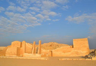 Пирамида Джосера (Египет) открылась после 14-летней реставрации