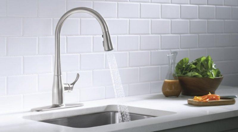 Уход за кухонной сантехникой и керамической плиткой