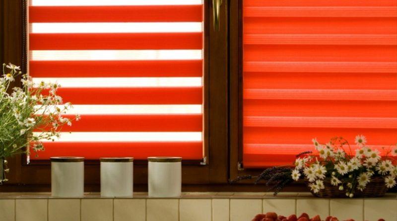 Двойные рулонные шторы – стильные и практичные изделия